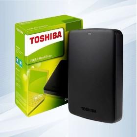 Disco duro externo TOSHIBA 4TB