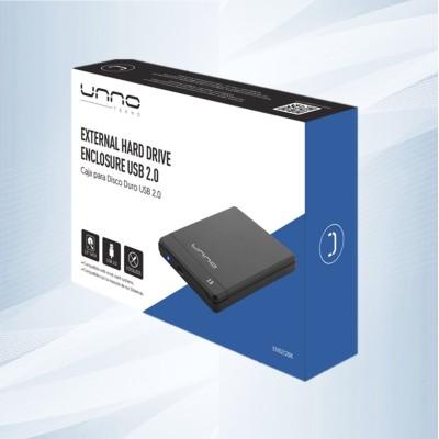 Encapsulador 2.5 SATA USB 2.0