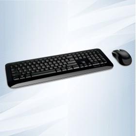 Kit teclado y mouse  Microsoft 800