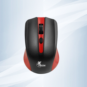 Mouse Inalambrico Xtm310