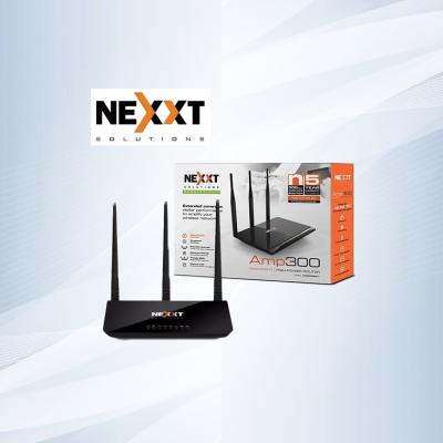 Router Nexxt Amp 300 - Enrutador Inalámbrico