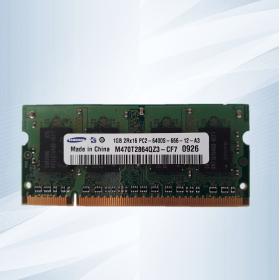 Memoria RAM DDR2 1GB laptop